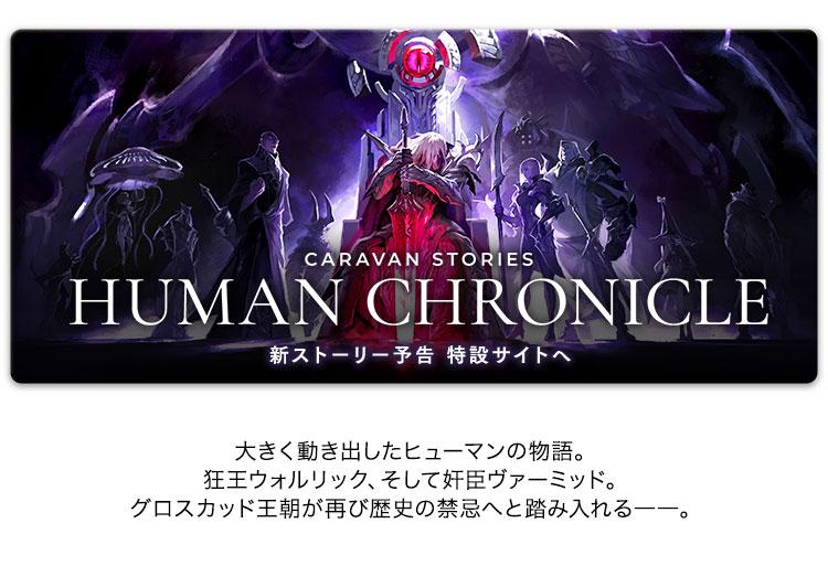 HUMAN CHRONICLE